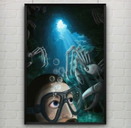 mechanical creatures - digital illustration
