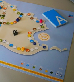 Barrow Bound Board Game