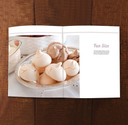 CookBook BLAD chapter opener 'fun size'