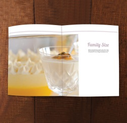 CookBook BLAD chapter opener 'family size'