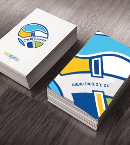 Cyclo Sportif Business Cards