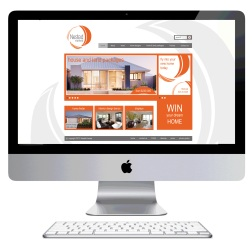 Nested Homes home page