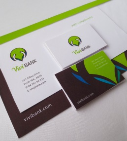 Vivi Bank Stationery