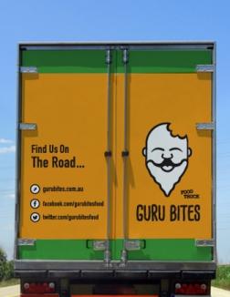 Food Truck back