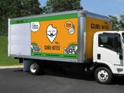 Food Truck Left Side