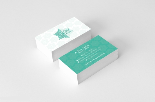 CoCo Business Cards