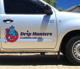 DH Car Signage mockup