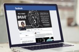 'BRAVE' Single Launch FB cover WA Tour