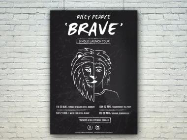 'BRAVE' Single Launch WA Tour